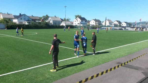 Egersunds 2 – Vindbjart 1-6(1-2)