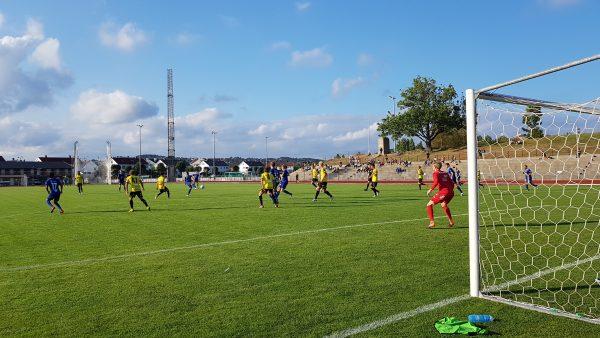 Start 2 – Vindbjart 6-2(4-0)
