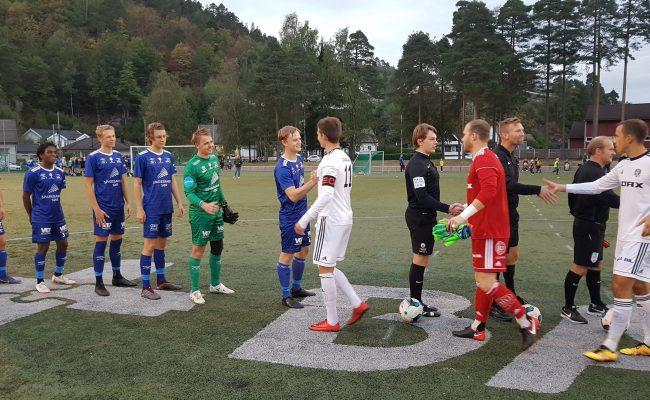 Vindbjart 2 – Arendal 3-1(1-0)