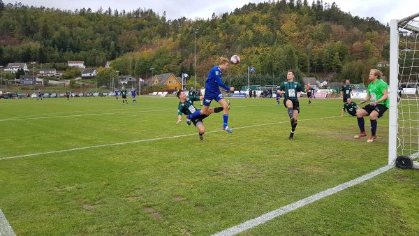 Vindbjart – Staal Jørpeland 2-0(1-0)