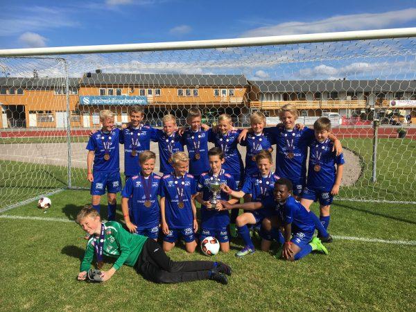 Sterk prestasjon av G13 i Sør Cup