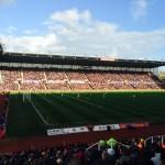 Britannia Stadium før kampen