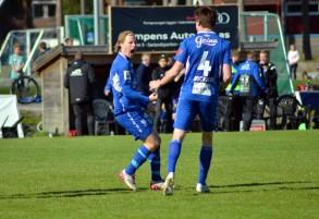 Victor Vindfjell scoret i tapet mot Arendal