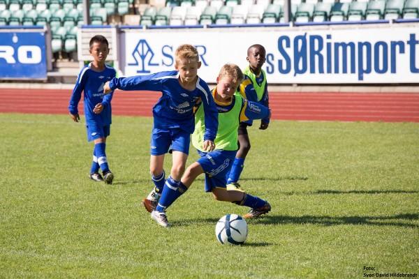 Årsfest for alle juniorspillere 7-12 år