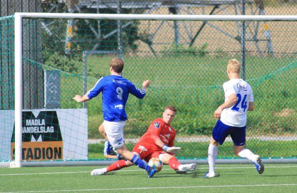 Madla – Vindbjart 2-0(1-0)