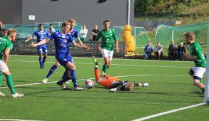Her setter Børge Engesland inn 3-3.