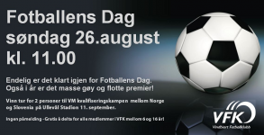 Fotballens dag