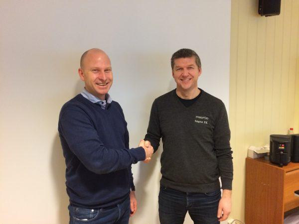 Vindbjart FK og Søgne FK forlenger samarbeidsavtale