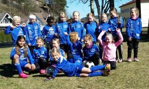 Jenter 7 og 8 lag