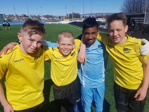 Fire 2006-gutter tatt ut til kretskamp mot Rogaland