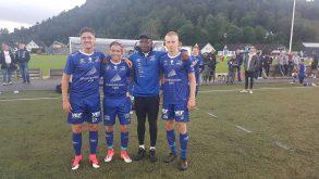 Målskårere: Sebastian Fredriksen, Lucas Næss, Kawsu Jabai, Sondre Nordhagen
