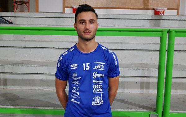 Mustafa Omarkheil klar for VFK