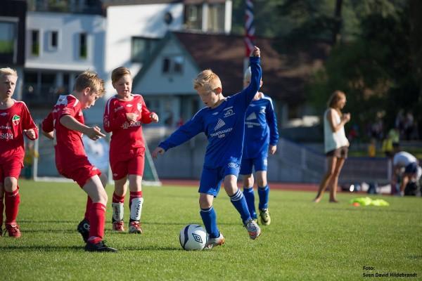 Vindbjart G11 på Sørlandsbadet cup
