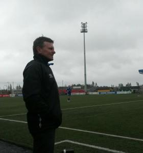 Steinar Skeie måtte se VFK tape 1-4 på Hønefoss