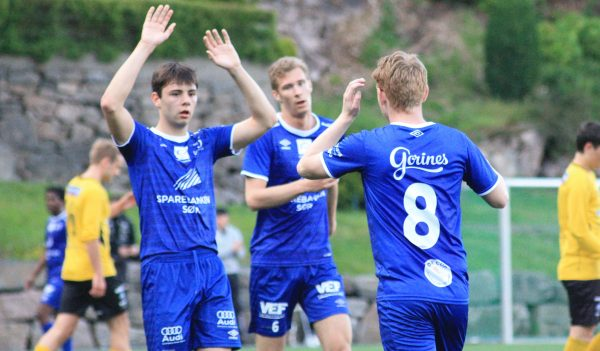 Vindbjart 2 – Tigerberget 4-2(2-0)