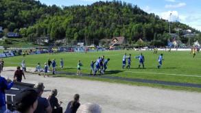 Det gikk bedre i hjemmekampen mot Bærum(3-1)