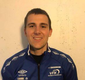 Christian Tveit har åpnet målkontoen i VFK