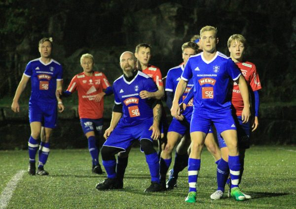 Hånes -Vindbjart 2 1-1(1-1)