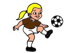 jentefotball