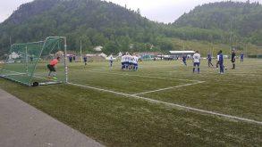 Ole Marius setter inn 4-0 på frispark.