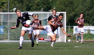 Bilde fra www.fotball.no og 1/8-finale i Junior NM, Vigør mot Urædd.