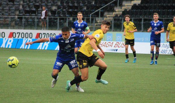Start 2 – Vindbjart 3-2(0-1)