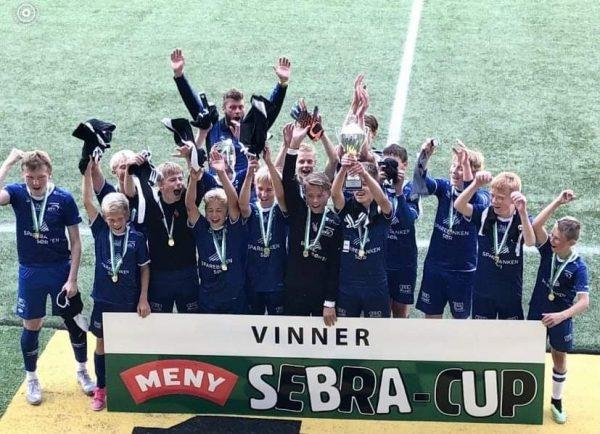 G14 vant Meny Sebra Cup