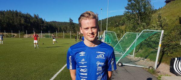 Thore Ulstein tilbake i VFK