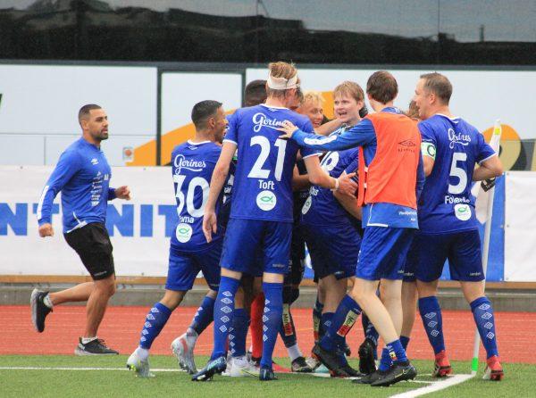Vindbjart – Viking 2 2-0(1-0)