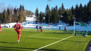 Emil Pedersen utligner til 1-1