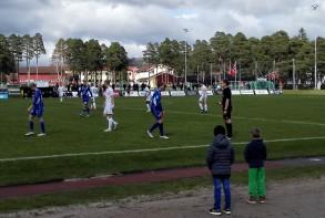 Fra VFK-Fløy i vår